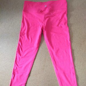 Women 90 degree active tights sports exercise NWOT